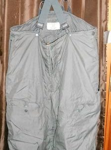 Trousers, Extreme Cold Weather, Type F-1B Excellent Condition