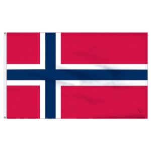 2x3' Norwegian Flag!!!!