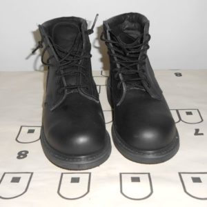 USN Black Navy Deck Boots Size 9W