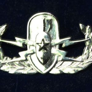 Explosive Ordnance Disposal (OED) Badge