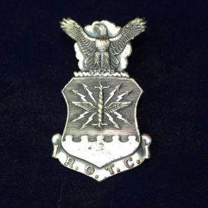 US Air Force ROTC Enlisted Cap Device