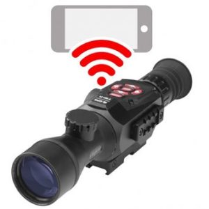 ATN x-sight ii hd 5-20x day & night rifle scope