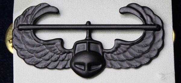 US Army Air Assault Badge Subdued