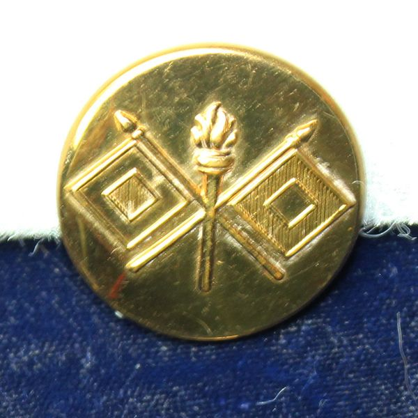 US Army Signal Corps Collar Insignia