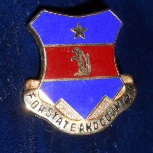216TH AIR DEFENSE ARTILLERY REGIMENT insignia
