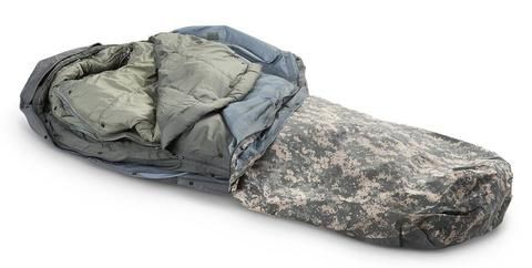 4 Piece ACU improved sleep system