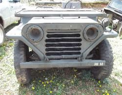1961 Kaiser Jeep M151 Project