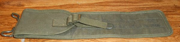WW2 Cleaning Rod Case, M1, C6575, Dated 1945